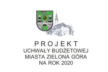 Budżet Zielona Góra 2020 rok